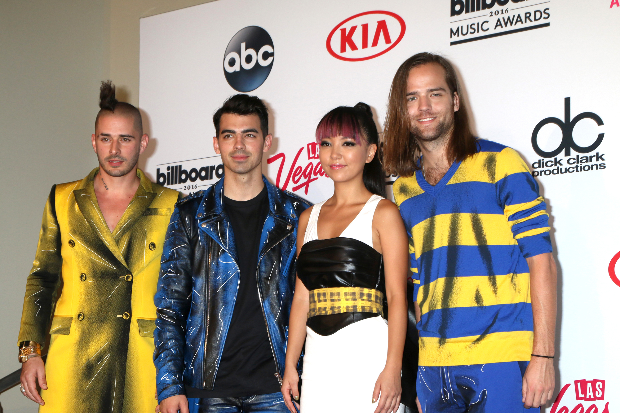 DNCE biography